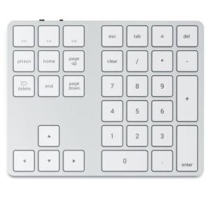 teclado extensible aluminio